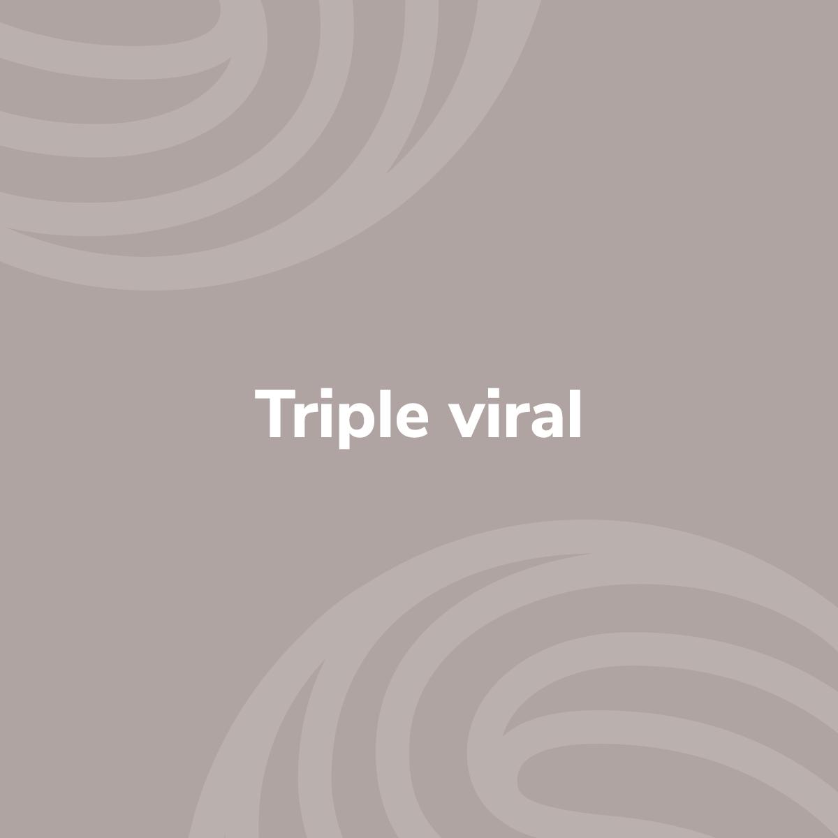 Triple viral