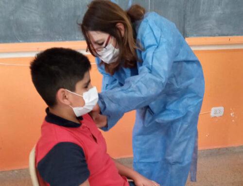 Mejorar las coberturas de vacunación: un objetivo prioritario